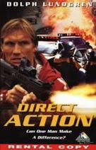 Direct Action - South African Movie Cover (xs thumbnail)