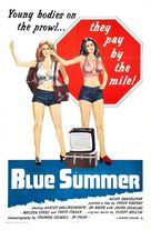 Blue Summer - Movie Poster (xs thumbnail)