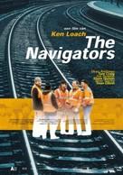 The Navigators - Dutch Movie Poster (xs thumbnail)
