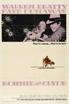Bonnie and Clyde - Movie Poster (xs thumbnail)