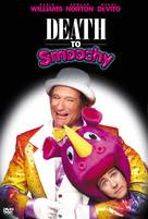 Death to Smoochy - DVD cover (xs thumbnail)
