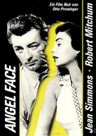 Angel Face - German Movie Poster (xs thumbnail)