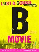 B-Movie: Lust & Sound in West-Berlin 1979-1989 - German Movie Poster (xs thumbnail)