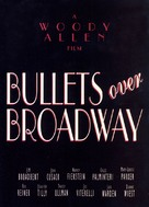 Bullets Over Broadway - Movie Poster (xs thumbnail)