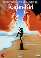 The Karate Kid - Danish Movie Cover (xs thumbnail)