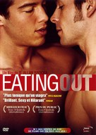 Eating Out - French DVD cover (xs thumbnail)