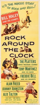 Rock Around the Clock - Movie Poster (xs thumbnail)