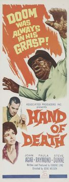 Hand of Death - Movie Poster (xs thumbnail)