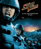 Starship Troopers - German Blu-Ray movie cover (xs thumbnail)