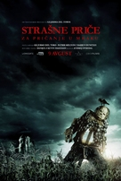 Scary Stories to Tell in the Dark - Serbian Movie Poster (xs thumbnail)