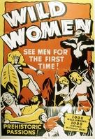 Wild Women - Movie Poster (xs thumbnail)