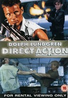 Direct Action - British DVD movie cover (xs thumbnail)