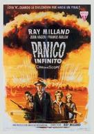 Panic in Year Zero! - Spanish Movie Poster (xs thumbnail)
