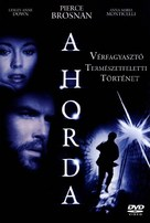 Nomads - Hungarian DVD cover (xs thumbnail)