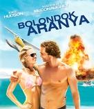 Fool's Gold - Hungarian Blu-Ray cover (xs thumbnail)