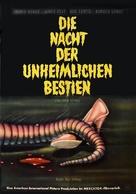 The Killer Shrews - German Movie Poster (xs thumbnail)