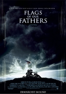 Flags of Our Fathers - German Movie Poster (xs thumbnail)