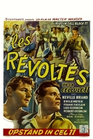 Riot in Cell Block 11 - Belgian Movie Poster (xs thumbnail)