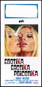 The Lickerish Quartet - Italian Movie Poster (xs thumbnail)