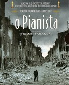 The Pianist - Brazilian Movie Cover (xs thumbnail)