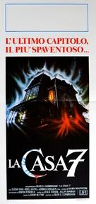 The Horror Show - Italian Movie Poster (xs thumbnail)