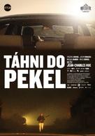 Mange tes morts - Czech Movie Poster (xs thumbnail)
