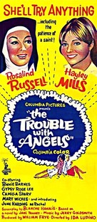 The Trouble with Angels - Movie Poster (xs thumbnail)