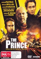 The Prince - Australian DVD cover (xs thumbnail)