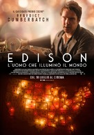 The Current War - Italian Movie Poster (xs thumbnail)