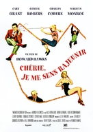 Monkey Business - French Re-release poster (xs thumbnail)