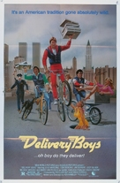 Delivery Boys - Movie Poster (xs thumbnail)