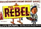 The Rebel - British Movie Poster (xs thumbnail)