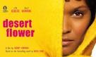 Desert Flower - British poster (xs thumbnail)