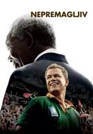 Invictus - Slovenian Movie Poster (xs thumbnail)