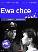 Ewa chce spac - Polish DVD cover (xs thumbnail)