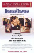 Invasions barbares, Les - Movie Poster (xs thumbnail)