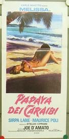 Papaya dei Caraibi - Italian Movie Poster (xs thumbnail)