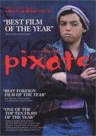 Pixote: A Lei do Mais Fraco - DVD cover (xs thumbnail)