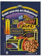That's Entertainment! - Spanish Movie Poster (xs thumbnail)