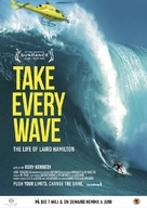 Take Every Wave: The Life of Laird Hamilton - Swedish Movie Poster (xs thumbnail)