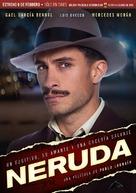 Neruda - Argentinian Movie Poster (xs thumbnail)