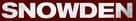 Snowden - Logo (xs thumbnail)