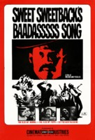 Sweet Sweetback's Baadasssss Song - Movie Poster (xs thumbnail)