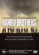 """Band of Brothers"" - Australian DVD movie cover (xs thumbnail)"