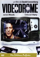 Videodrome - French DVD cover (xs thumbnail)