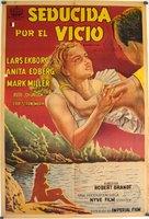 Blondin i fara - Spanish Movie Poster (xs thumbnail)