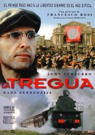 La tregua - Spanish Movie Poster (xs thumbnail)