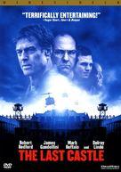 The Last Castle - DVD movie cover (xs thumbnail)