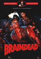 Braindead - Swedish DVD movie cover (xs thumbnail)