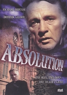 Absolution - DVD cover (xs thumbnail)